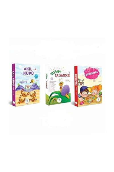 5 Renk Yayınevı 1.sınıf 30 Kitap Hikaye Seti (Akıl Küpü +şekerpare + Bilge Salyangoz)