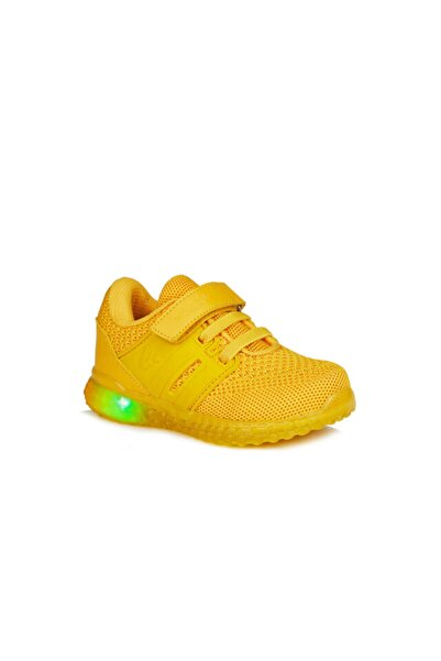 Vicco Flash Unisex Çocuk Sarı Spor Ayakkabı (313.p20y.102-12)