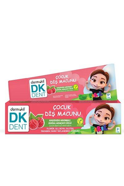 Dermokil Dk Dent Pırıl Ahududu Aromalı Diş Macunu 50 Ml