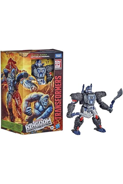 transformers Generations Kingdom Voyager Optimus Primal