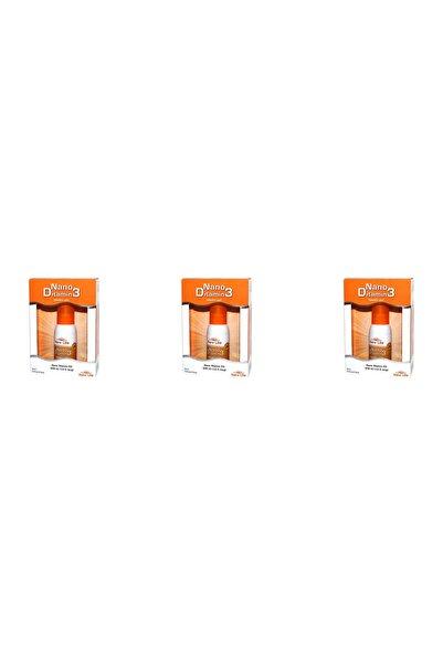 New Life Nano Ditamin D3 D Vitamini 30 Ml 3'lü Paket