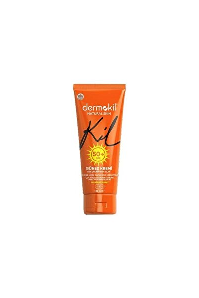 Dermokil Güneş Kremi Natural Spf 50 100 ml