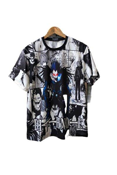 Lucky Boy Unisex Kayrakarakutu Death Note Anime T-shirt
