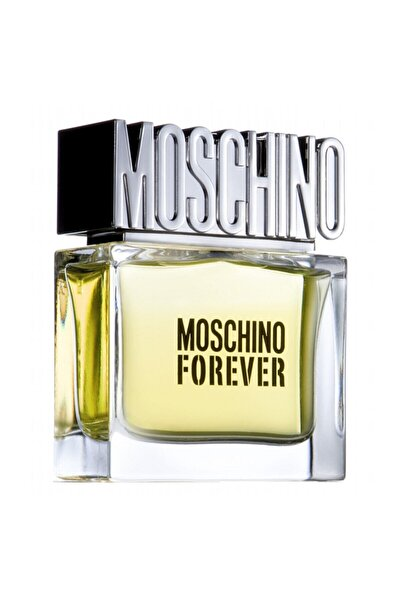 Moschino Forever Edt 100 ml Erkek Parfümü 8011003802418