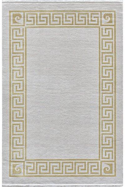 Pierre Cardin Halı Monet Koleksiyonu Mt24a Doğal Ve Pamuk Iplik Kullanılarak Üretilen Modern Halı