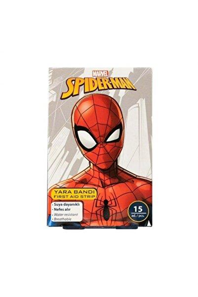 MARVEL Spiderman Suya Dayanıklı Yarabandı 15'li