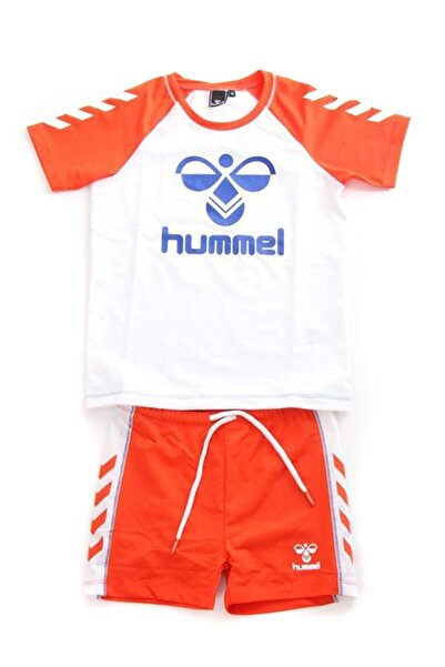 HUMMEL KIDS Turuncu Erkek Çocuk T-Shirt