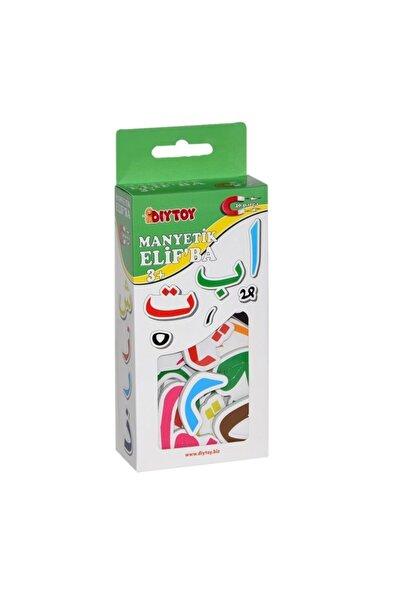 DIY Toys Diy Toy Manyetik Arapça Harfler Elif-ba