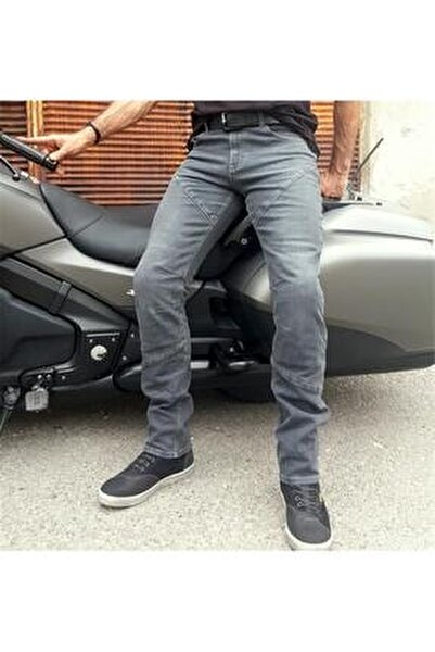 Duman Korumalı Motosiklet Pantolonu