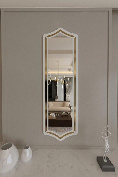 İkizlerçeyiz Sima Boy Aynası Beyaz