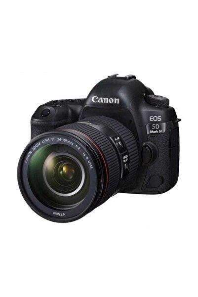 Canon EOS 5D Mark IV + EF 24-105mm f/4.0 L IS Fotoğraf Makinesi (Canon Eurasia Garantili)