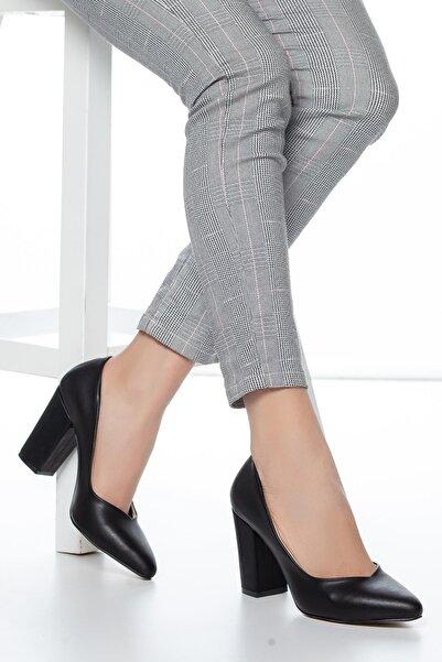 MUGGO W707 Kadın Topuklu Ayakkabı