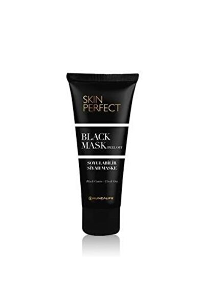 Huncalife Siyah Maske - Skin Perfect Black Mask 100 ml 8690973719171