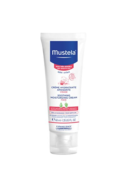 Mustela Soothing Moisturizing Cream 40 Ml