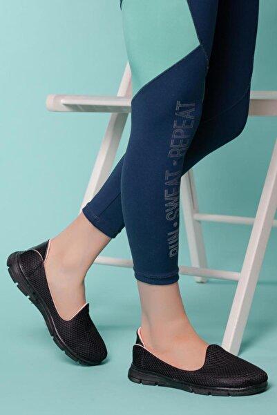 MUGGO Svt05 Ortopedik Kadın Sneaker