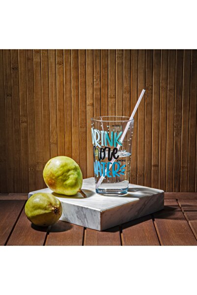 Rakle Drink More Water Su Bardağı - 570 ml
