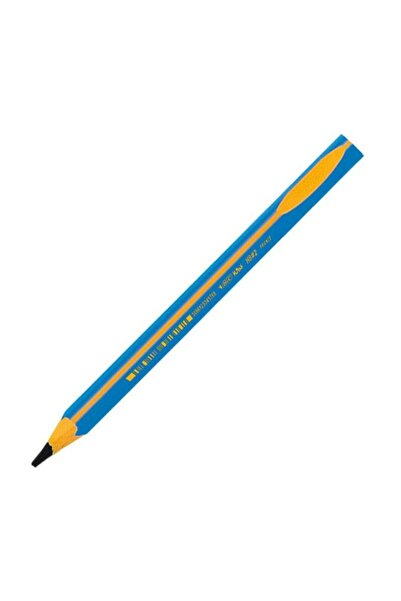 Bic Unisex Çocuk Mavi Kids Evolution Üçgen Jumbo Ilk Yazım Kalemi