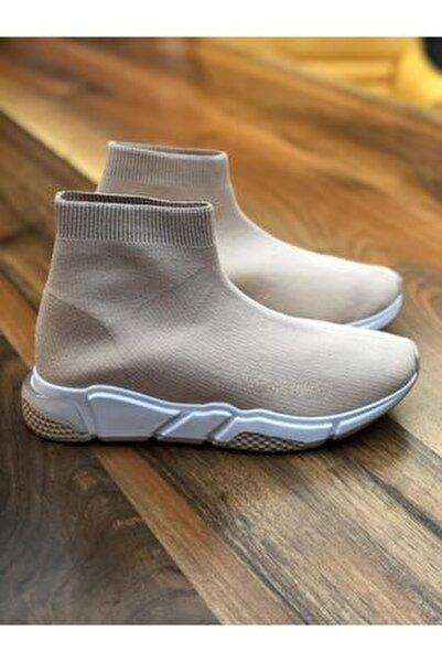 Kadın Çorap Tarzı Sneakers Spor Ayakkabı