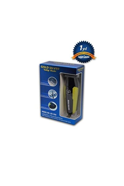 GoldSilver Gold Silver Gs-550 Saç Sakal Kesme Makinesi