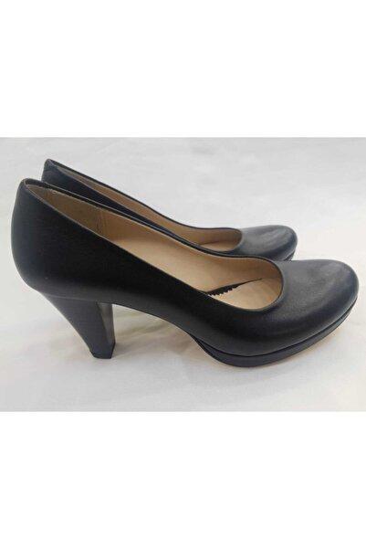 TOGO Kadın Siyah Ayakkabı