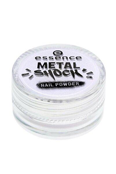 Essence Pudra Metal Shock Naıl Powder 05