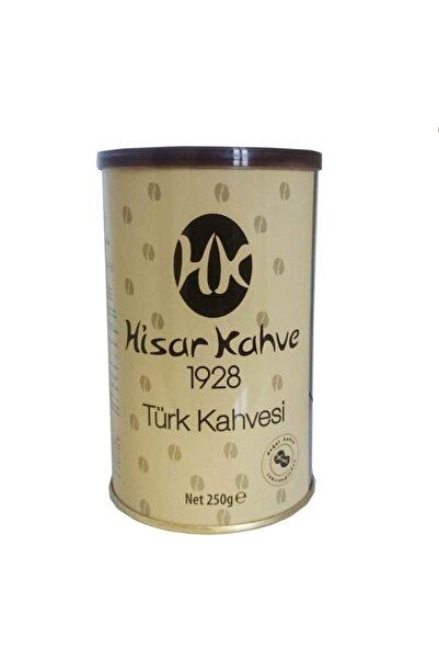 Hisar Türk Kahvesi 2 X 250 G