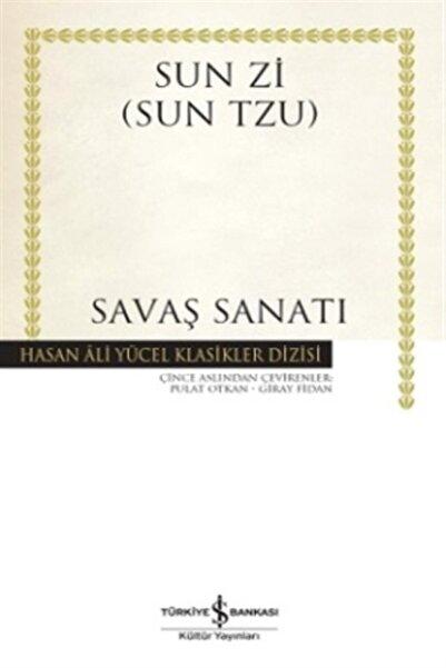 TÜRKİYE İŞ BANKASI KÜLTÜR YAYINLARI Savaş Sanatı Sun Tzu Hasan Ali Yücel Klasikleri