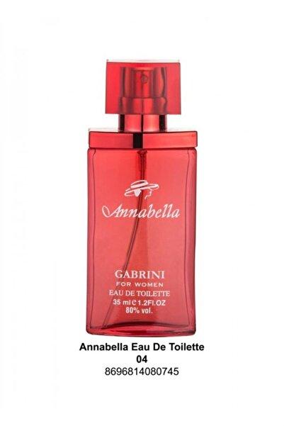 Gabrini Annabella Mini Edt Bayan No 4 35 ml