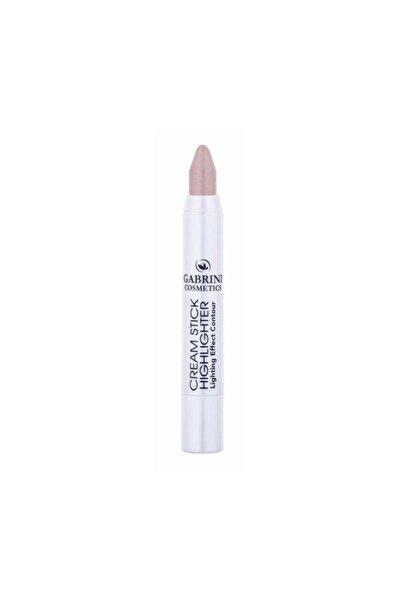 Gabrini Stick Aydınlatıcı - Cream Stick Highlighter 01