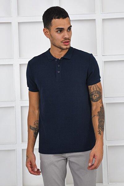 Fabrika Rahat Polo T-shirt - Lacivert