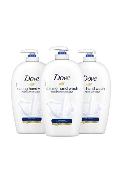 Dove Nemlendirici Sıvı Sabun 500 ml x 3 Adet