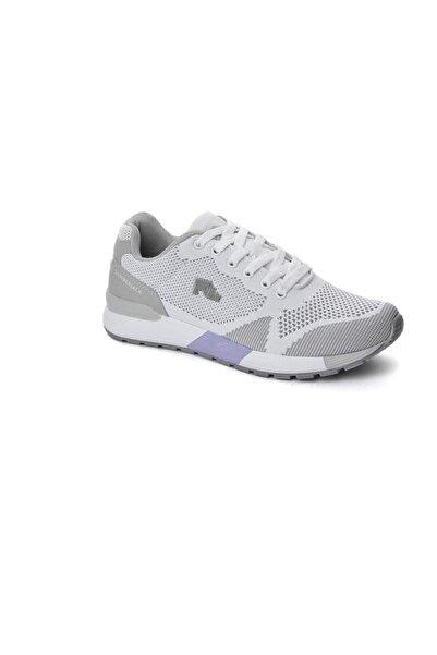 lumberjack 100299190 Vendor Beyaz Kadın Sneaker Ayakkabı