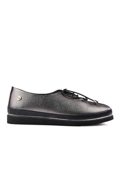 Pierre Cardin 51227 Platin Kadın Günlük Ayakkabı
