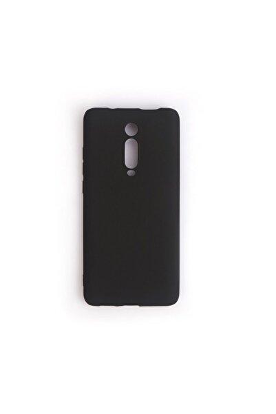 Vision Siyah Xiaomi Mi 9t Uyumlu Premium Silikon Kılıf