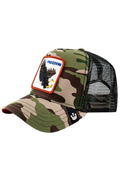Goorin Bros Unisex Asker Yeşili Freedom Şapka 101-0209