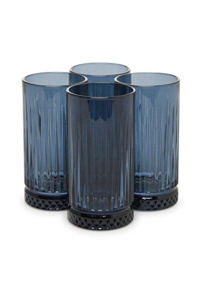 Paşabahçe Elysia Mavi Renk Meşrubat Bardağı 450 Cc