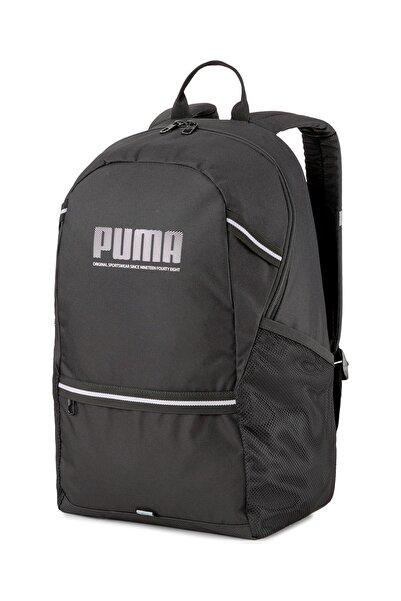 Puma PLUS BACKPACK PUMA B Siyah Erkek Sırt Çantası 101085608