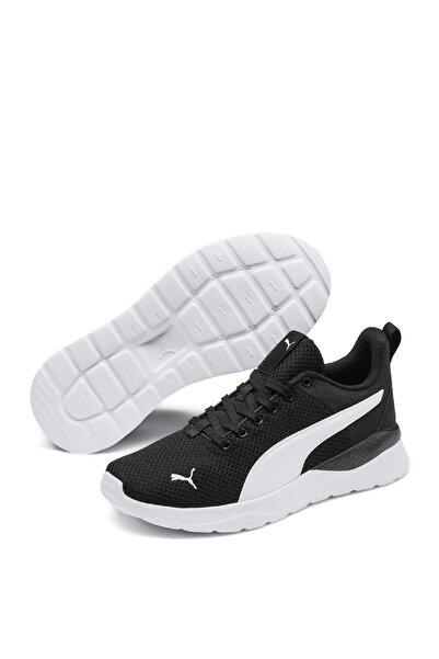 Puma Erkek Siyah  Koşu Ayakkabısı 100547379 ANZARUN LITE JR-1