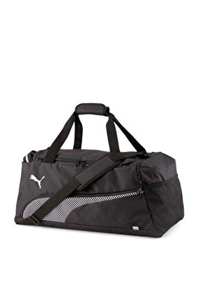 Unisex Siyah Spor Çantası