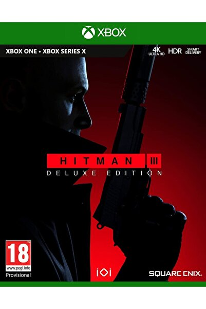 Square Enix Xbox One Hitman 3 Standard Edition