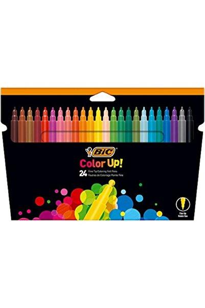 Bic Intensity Keçeli Boya Kalemi 24 Renk