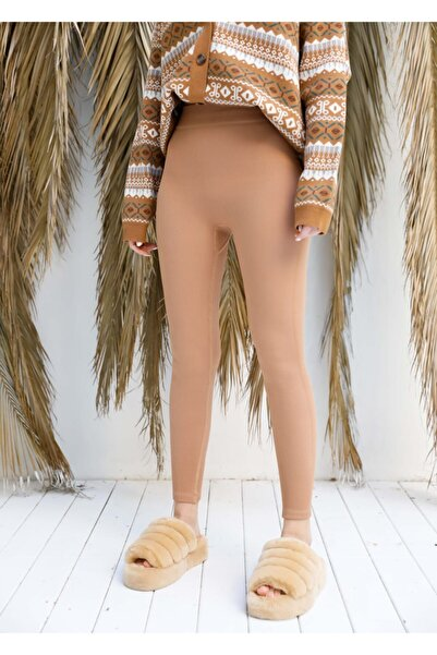 The All Brands Fitilli Camel Tayt