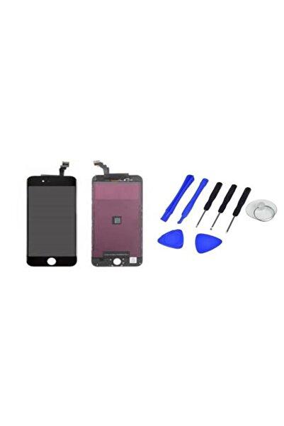 OEM Iphone 6 Siyah Ekran Lcd Tamir Seti Hediyeli