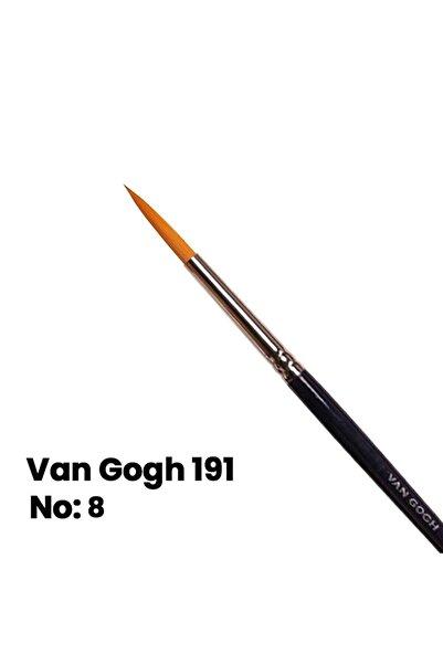 Van Gogh Sulu Boya Fırçası Yuvarlak Uçlu Seri 191 No 8