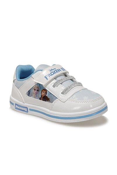 Frozen Kız Çocuk Beyaz Sneaker