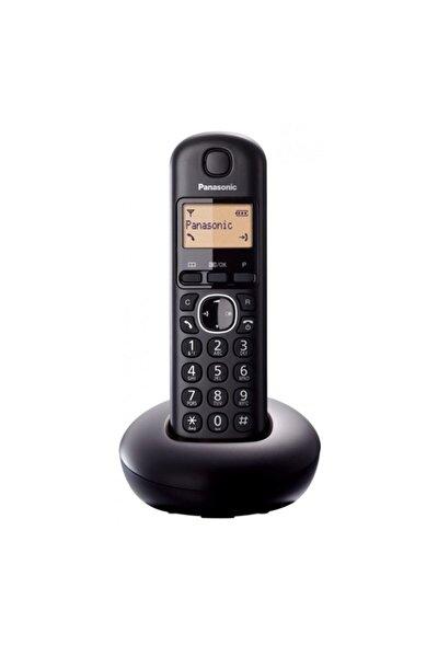 PANASONIC Kx-tgb210 Siyah Telsiz Dect Telefon Işıklı Tuş Takımı