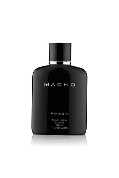 Huncalife Macho Power Edt 100 Ml Erkek Parfümü 8690973701381