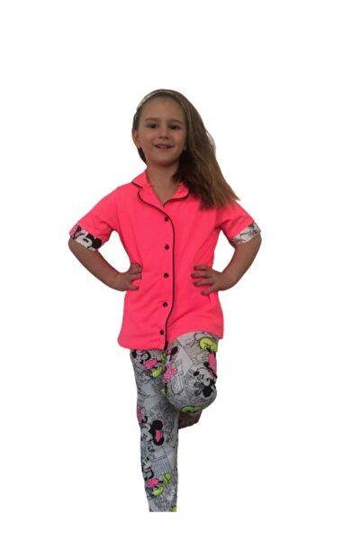 Lolliboomkids Kız Cocuk Pijama Takımı