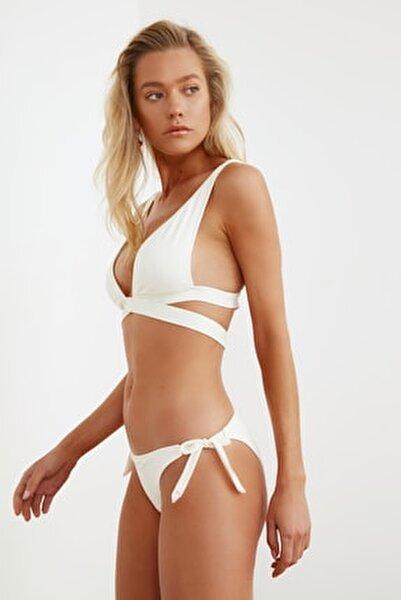 Ekru Düz Kesim Bikini Altı TBESS21BA0283