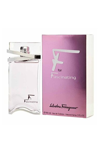 Salvatore Ferragamo Kadın  For Fascinating Parfüm Edt 90 ml